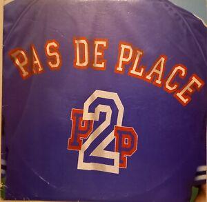 """Vends CD single P2P """"'Pas de place """""""