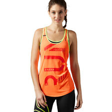 Reebok One Series Running Tank Top Activchill Women's Sleeveless Wicking Vest S