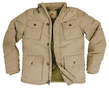 Dakota Grizzly Derek Jacket - Men's XL - Khaki Insulated Hooded Winter Coat Wear