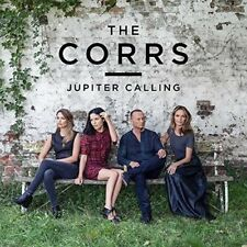 THE CORRS - JUPITER CALLING MUSIC CD 2017