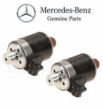 For Mercedes W203 W211 R170 Set of 2 Auto Trans Pressure Control Valve Genuine