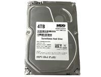 """MaxDigitalData 4TB 64MB Cache 5900PM SATA 6.0Gb/s 3.5"""" Surveillance Hard Drive"""