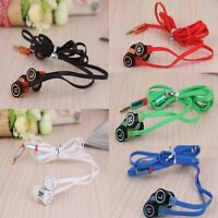 CellPhone MP3 MP4 IPod PC Headset Popular Bass 3.5mm Headphone In-Ear Earphone