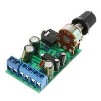 1x TDA2822 DC 3V~12V 5V 3.5mm Stereo AMP Module Mini Audio Board Amplifier G0O7