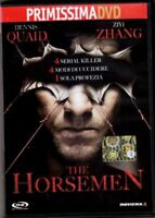 THE HORSEMEN DVD