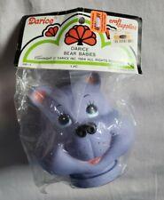 Darice Bear Babies - Purple Head - Doll Repair Parts Craft *New*
