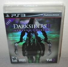 DARKSIDERS II Limted Edition SEALED NEW PlayStation 3 PS3 Hack & Slash Action