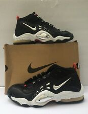 Vintage Nike Basketball Air Mz3 Black/silver/white/red 12 830023-001