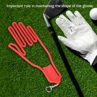 Plastic Sports Golf Glove Stretcher Expander Shaper Dryer Support Organizer SP