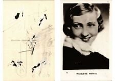 CPA Madeleine Renaud. FILM STAR (558087)