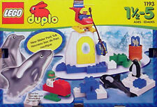 LEGO 1193 - Duplo, Town: Zoo - Water Park Tub - 1999 Complete - NO TUB / RARE