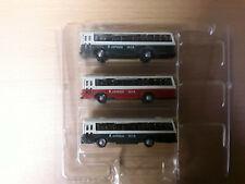 3 Stück Modellautos/Busse - Spur N- NEU -