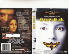 The Silence of The Lambs-1990-Jodie Foster-[2 Disc Special Edition]-Movie-Dvd