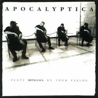 cd apocalyptica plays metallica by four
