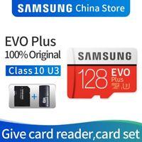 SAMSUNG Memory Card Micro SD EVO PLUS 512GB  256GB 128GB 64GB 32GB SDXC 4K Lot