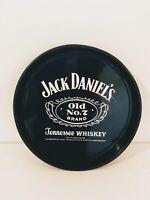 Jack Daniel's whiskey Tennessee, vassoio pubblicitario in latta