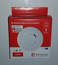 Ei Electronics Ei650 - Rauchmelder Rauchwarnmelder 10 Jahresbatterie NEU & OVP