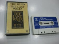 THE BAND CASSETTE ESPAGNOL THE LAST WALTZ 1978 VOL.2