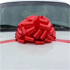 Big Red Bow Large Gift Car Windshield Bike Door Graduation Party Decoration