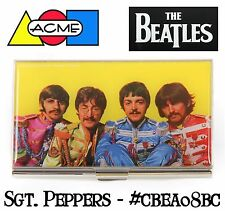 The Beatles Acme Card Case #CBEA08BC / The Beatles Sgt. Peppers