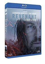Blu Ray  REVENANT REDIVIVO - (2016) *** Leonardo Di Caprio *** ....NUOVO