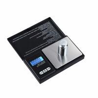 Peso Electronico de Precision Balanza de Cocina Bascula Digital Pesa 0.1G / 1KG