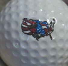 (1) United States - Vintage 1976? Logo Golf Ball