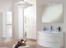 Mobile da bagno sospeso in stile moderno completo di colonna