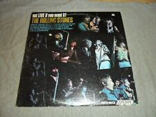 LP/ Vintage  The Rolling Stones  Got Live If You Want It  Mono London LL3493