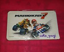 HOUSSE DE RANGEMENT NINTENDO 3DS MARIO KART 7