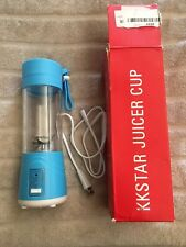 KKSTAR 380ml Portable Juicer Cup/ blender -USB Charging