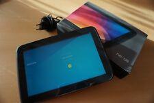 Samsung Google Nexus 10 16GB, WLAN, 25,7 cm (10,1 Zoll) Android Tablet - Schwarz
