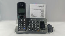 Panasonic KX-TGE270 Link2Cell Cordless Bluetooth Phone with Answering Machine