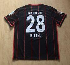 Eintracht Frankfurt Home Trikot KITTEL #28 NIKE 2015/16 XL ToP