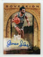 2018-19 James Silas 97/149 Auto Panini Court Kings Autographs Sovereign