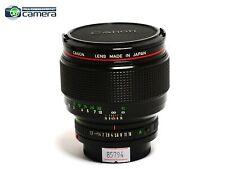 Canon FD 85mm F/1.2 L Lens *MINT-*
