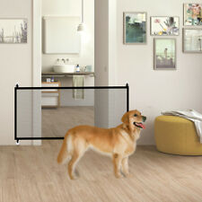 Magic-Gate Portable Safety Guard Mesh Magic Net for Puppy Pets Dog Cat 180*76cm