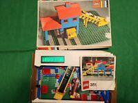 LEGO® 351 Schotterwerk +OBA+OVP / Loader hopper +truck +Instr.+Box City Legoland