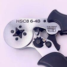 Vlike Crimper Plier Hsc8 6 4 Self Adjustable Crimping Tools Used For 025 100mm