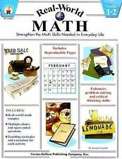 Real-World Math: Strengthen the Math Skills Needed in Everyday Life-ExLibrary