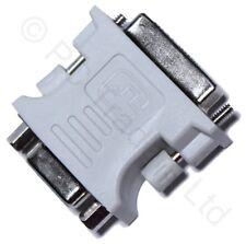 DVI mâle vers vga 15 broches femelle adaptateur de carte vidéo convertor Moniteur LCD