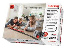 """Märklin 29853 Digital-Startpackung """"Papa komm spielen"""" mit MS 60653 #NEU in OVP#"""
