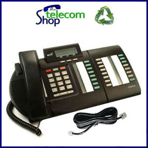 Meridian Norstar M7324N Telephone in Black - B Grade Priced with a 1 Yr Warranty