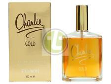 Revlon Charlie Gold Edt Spray 100ml WOMEN Eau de Toilette