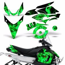 Yamaha Phazer Decal Graphic Kit Sled Snowmobile Parts Wrap RTX GT 07-16 ICE GRN