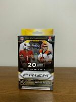 2020 Panini Prizm Football Hanger Box Walmart NFL 20 Cards Sealed Tua Herbert