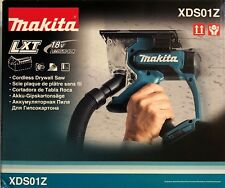 Makita XDS01Z 18 volt Cordless Drywall Saw New Made in Japan