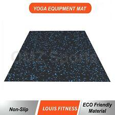 New 4XSoft Rubber Interlocking Gym Flooring Tiles Heavy Lift Aera Equipment Mats