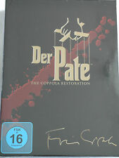 Der Pate Trilogie 5 DVD - Teil 1, 2, 3, Francis Ford Coppola, Al Pacino, de Niro