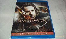 Season of the Witch (Blu-ray Disc, 2011)